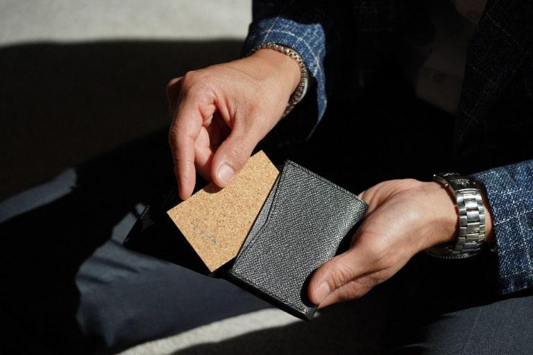 名刺の香りカード